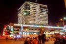 Архитектурное освещение торгового центра Черёмушки, г. Москва