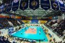 Освещение Центра волейбола Санкт-Петербург, г. Казань