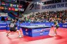 Освещение Чемпионата Европы по настольному теннису, г. Екатеринбург