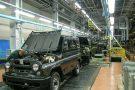 Освещение конвейерного цеха Ульяновского Автомобильного завода, г. Ульяновск
