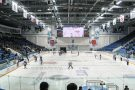 Освещение ледового Дворца Арена Балашиха