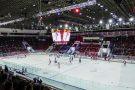 Освещение центральной арены ЛД ЦСКА, ХК ЦСКА, г. Москва