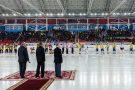 Освещение ледовой арены Ерофей, г. Хабаровск