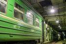 Освещение локомотивного депо Нахабино, Московская обл.