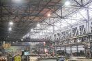 Освещение Самарского Резервуарного завода