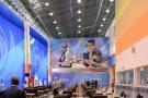 Освещение шахматного турнира на Летней Универсиаде 2013