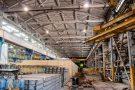 Реконструкция осветительной установки завода ЖБИ-1 ОАО ПО Баррикада