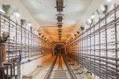 Освещение портала тоннеля метро на участке Лермонтовский проспект – Выхино, г. Москва